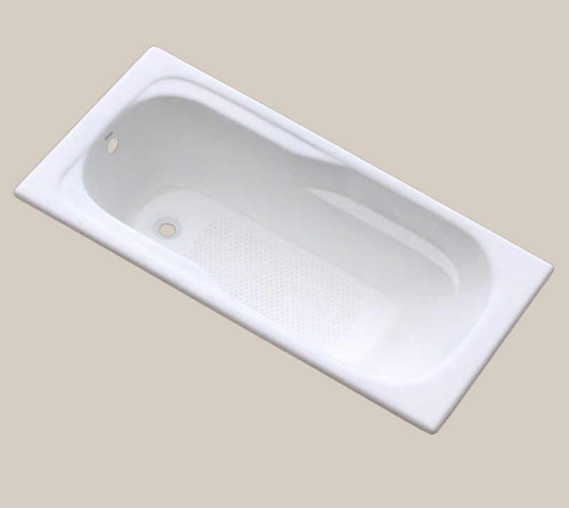 Drop In Cast Iron Bathtub YX-101