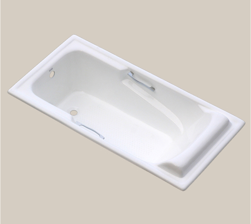 Drop In Cast Iron Bathtub YX-102