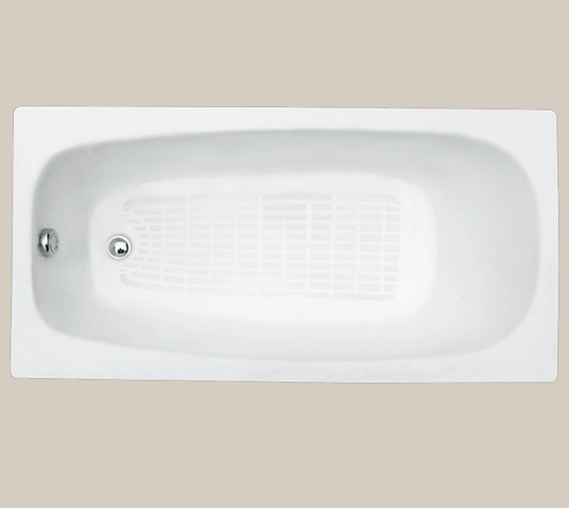Drop In Cast Iron Bathtub YX-103