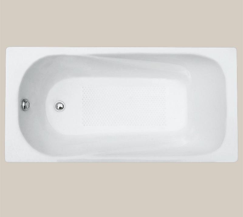 Drop In Cast Iron Bathtub YX-107