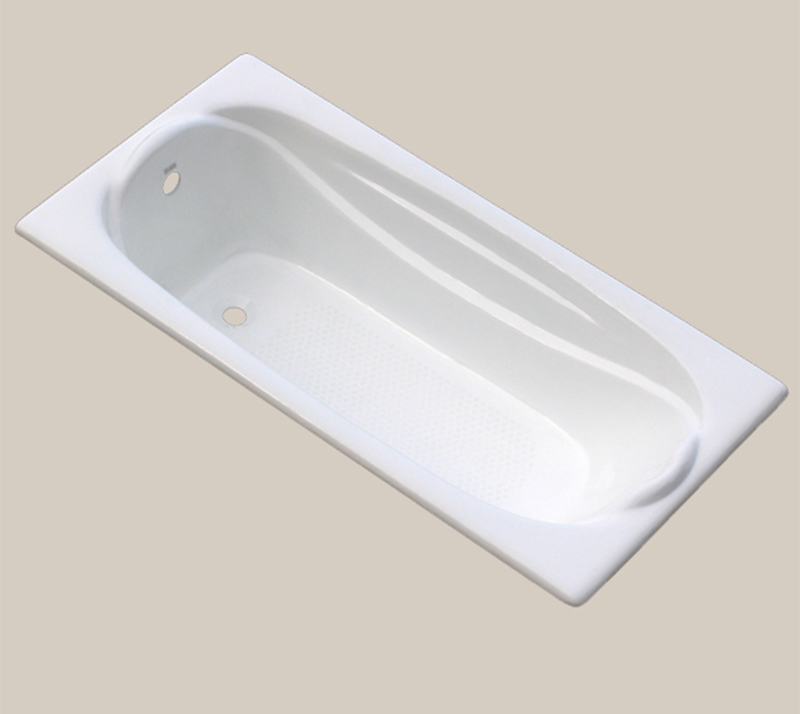 Drop In Cast Iron Bathtub YX-108