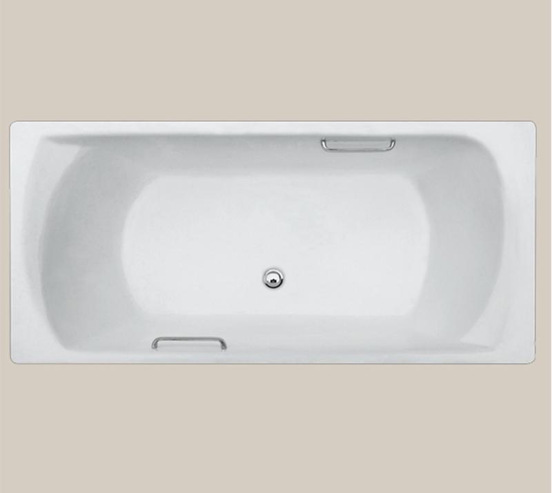 Drop In Cast Iron Bathtub YX-114