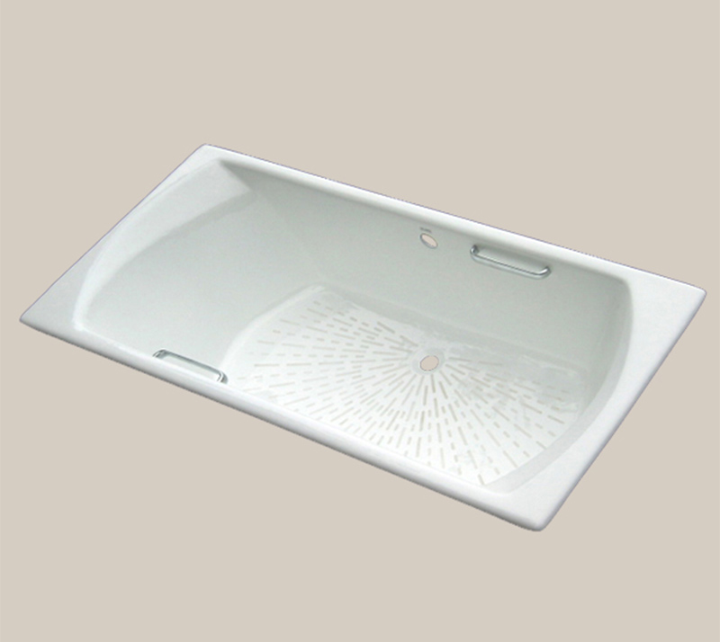 Drop In Cast Iron Bathtub YX-114