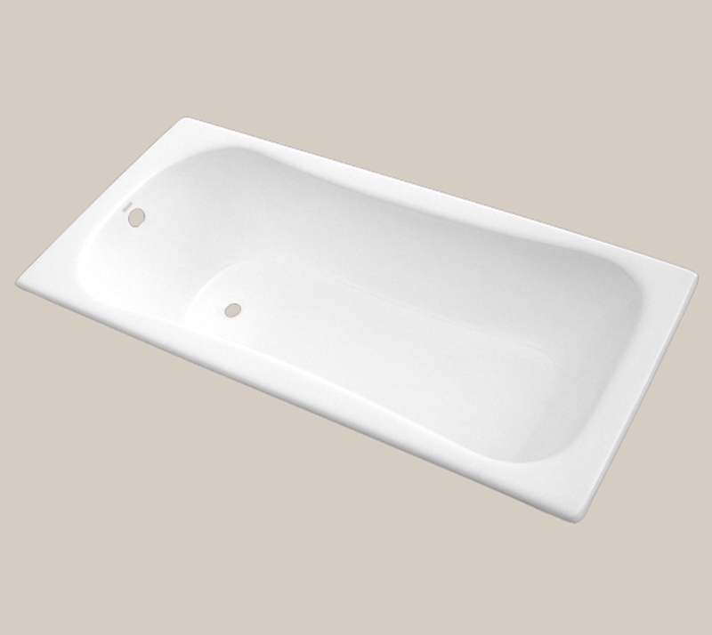 Drop In Cast Iron Bathtub YX-115