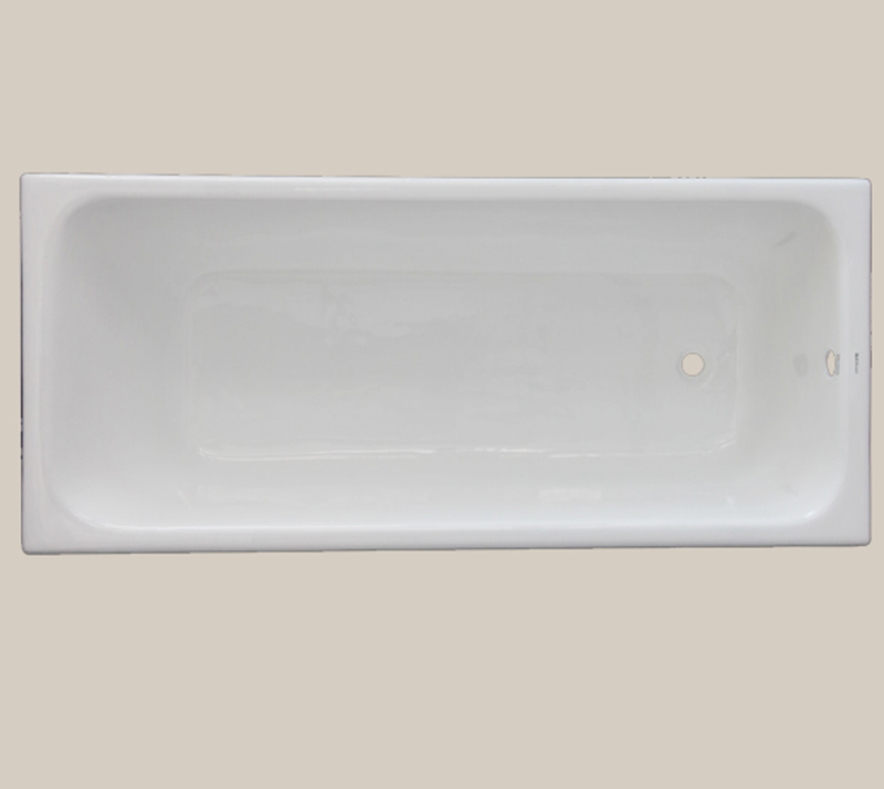 Drop In Cast Iron Bathtub YX-121