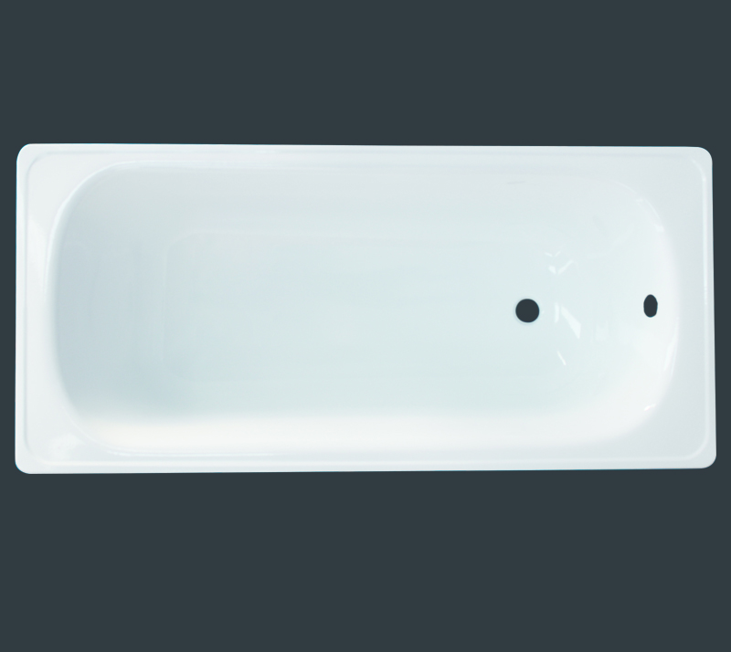 cheap bathtub enamel steel bathtub YX-3004
