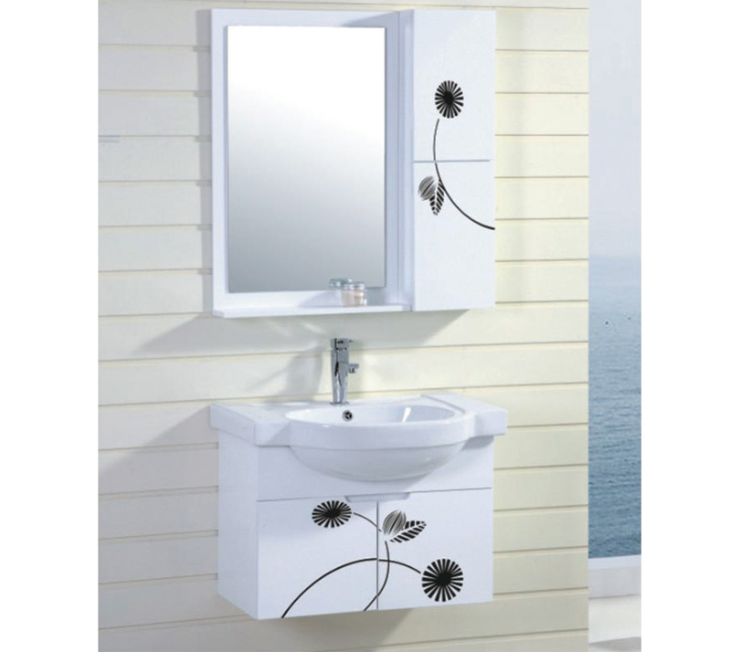 How To Clean The Bathroom Cabinet?