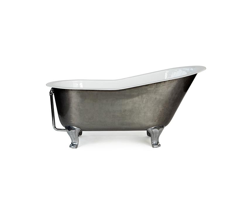 Freestanding Cast Iron Bathtub YX-013